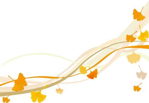 Ginkgo's leaf line 2