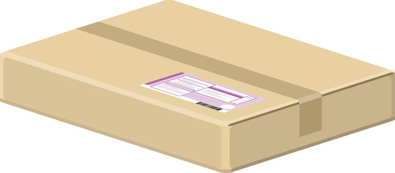 紙板箱薄的快遞服務