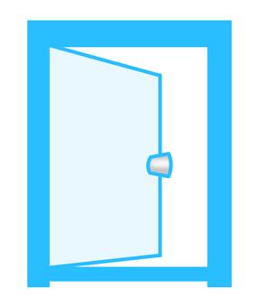 Open door 170430-2