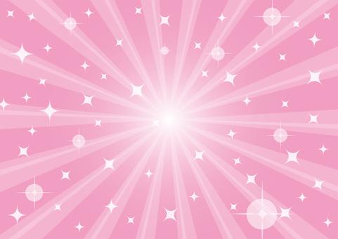 빛 _ 핑크