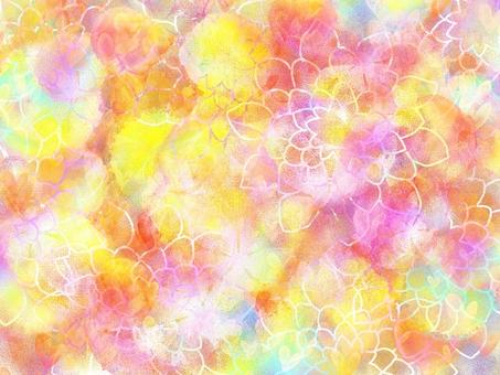Light color glitter
