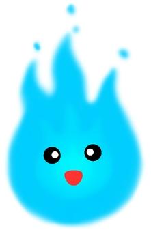 スマイル火の玉