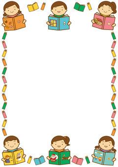 Reading frame - Vertical