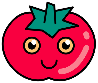 Personification of tomato - normal 2