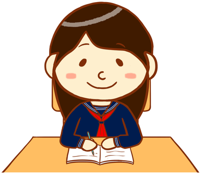 "Sailor uniform (study) ""Red"""