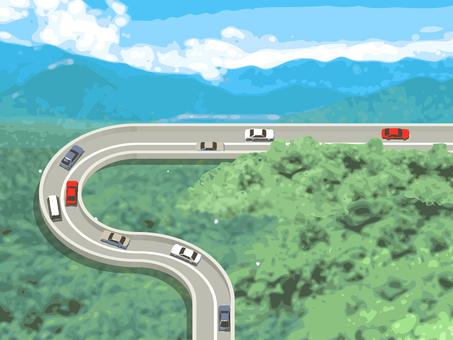 Highway (tourist spot 1)