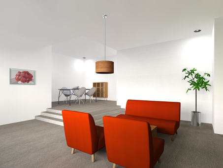 Living / dining (interior 2)
