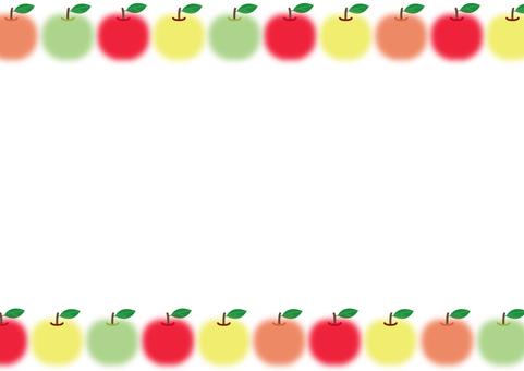 apple_ apple frame 2