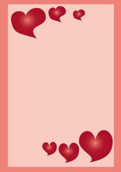 Heart frame 1 A4