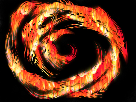 Flame vortex 2