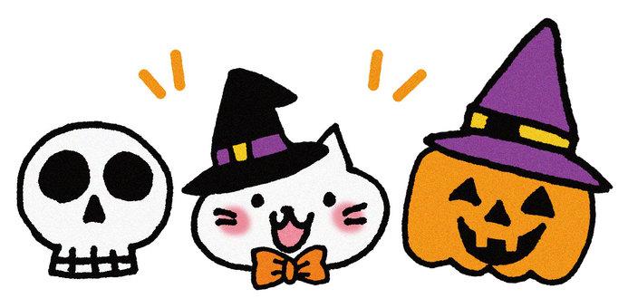 Halloween cat 3