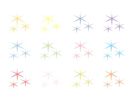 Glitter (colorful)