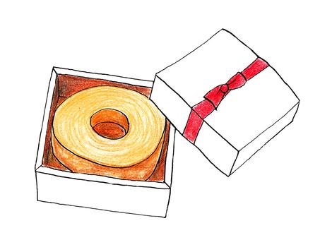 Baumkuchen 08