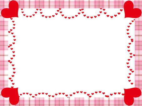 Heart Frame cute