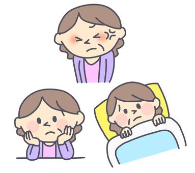 폐경의 증상