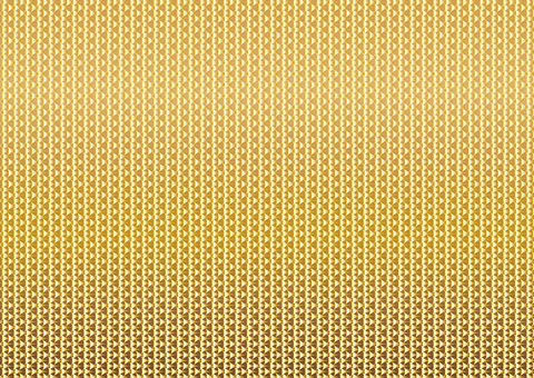 Free illustration Free material Gold gold background