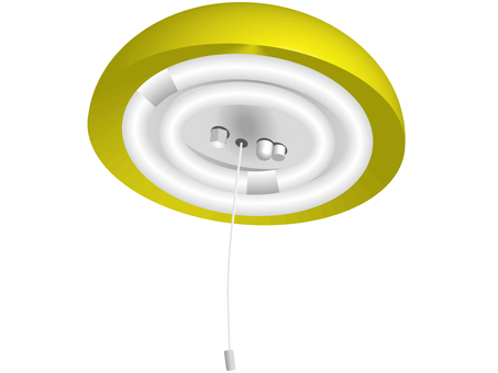 Interior lighting (yellow)
