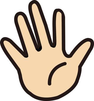 Hand ぱ あ