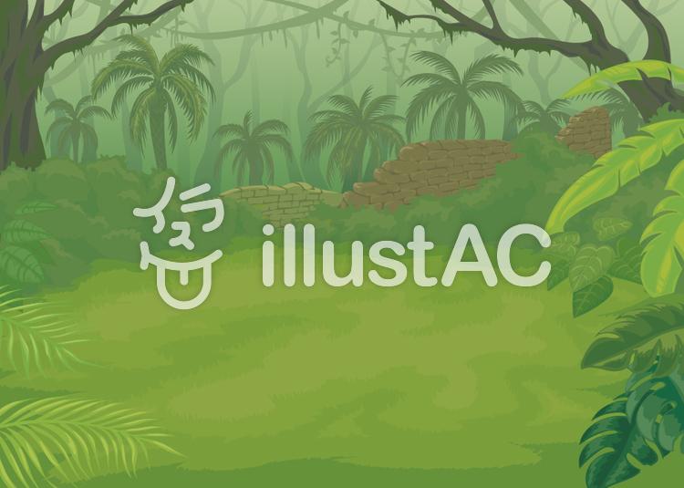 ジャングルの戦闘背景