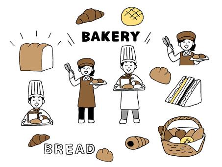 Bakery set (simple)