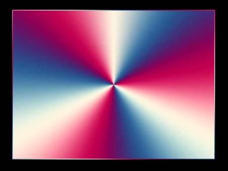 Frame (Red White Blue)