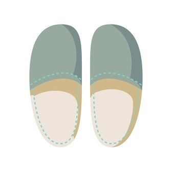 Slippers (gray)