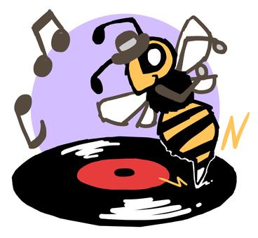 꿀벌과 레코드 ②