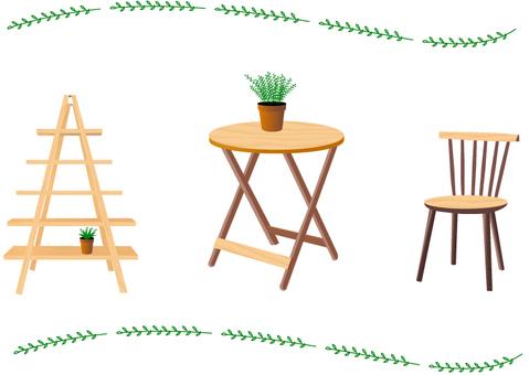 木製家具 詰め合わせ