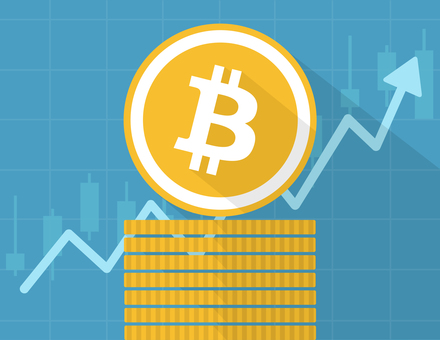 Virtual currency rise