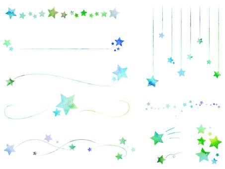 Star Line Set ver 01