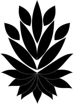 Family crest flower