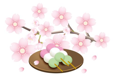 Dumplings than flowers
