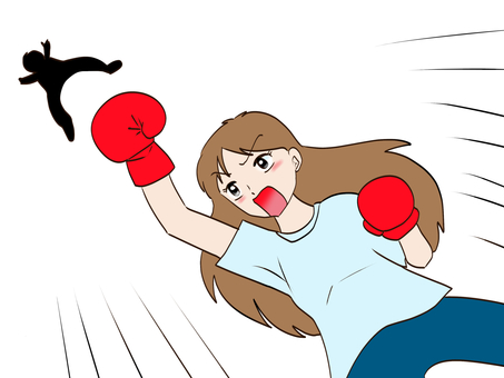 Fighting women 3
