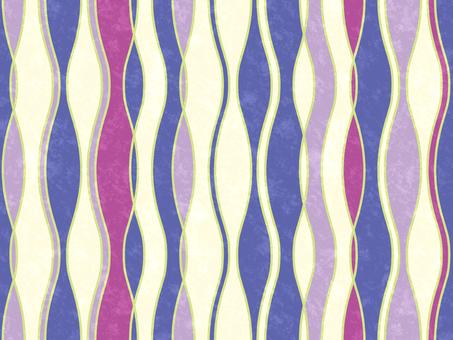 Elegant seamless pattern / pink