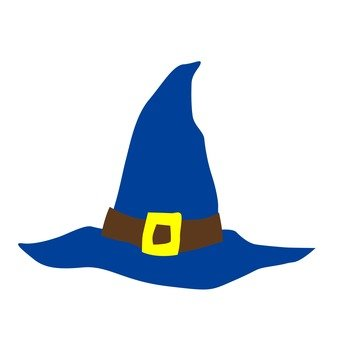 Witch's hat 1