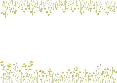 잔디 배경 1
