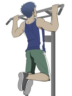 Muscle Training Boys 16