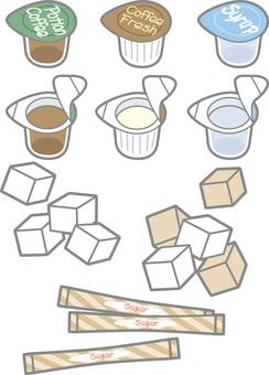 Coffee sugar summary