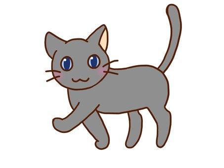 Gray Nyanko