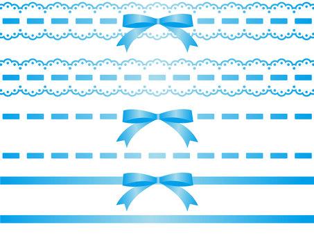 Various ribbon lines 4