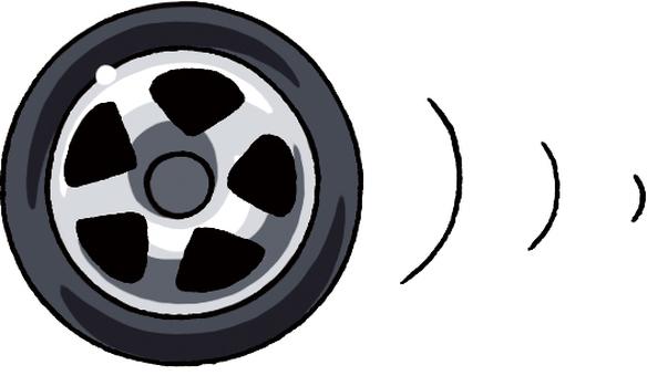 Car life tire