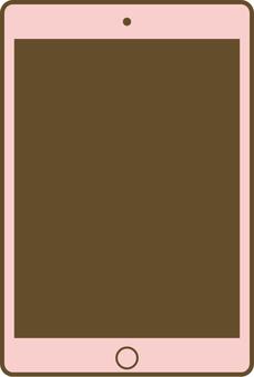 Tablet (pink)