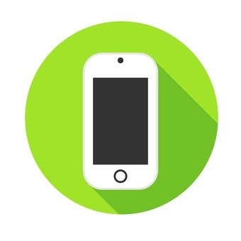Flat icon - Smartphone