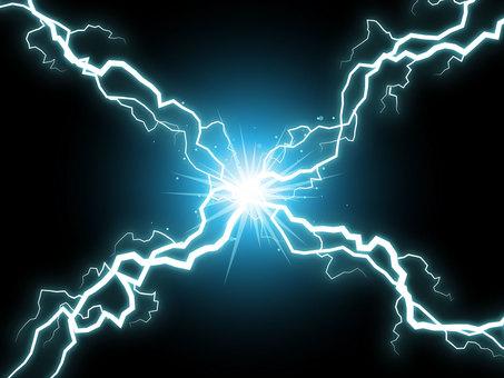 Showdown Wind Lightning _ Blue