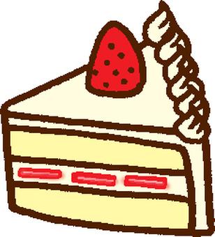 ショートケーキ,お祝い