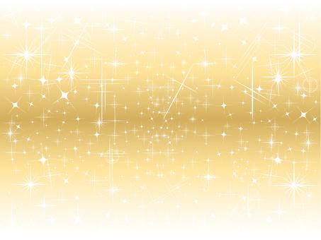 Gold light background
