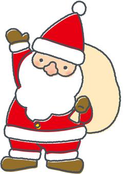 [크리스마스] 산타