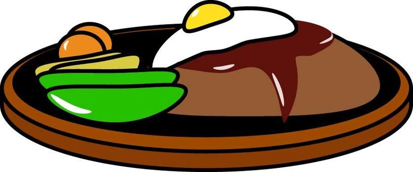 햄버거 레스토랑