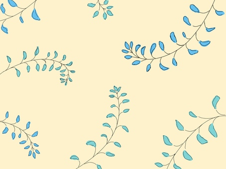 Plant background material
