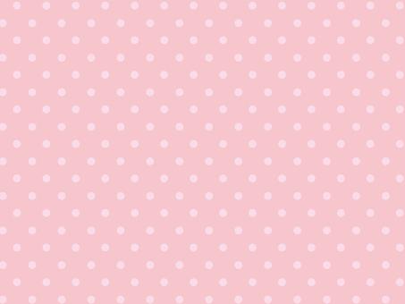 Pastel pink dot